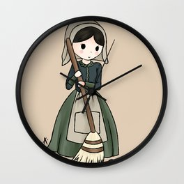 Lorna Wall Clock