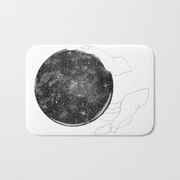 The Stargazer's Future is the Past Bath Mat