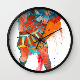No Gladius Wall Clock
