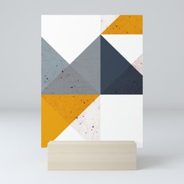 Modern Geometric 19/2 Mini Art Print