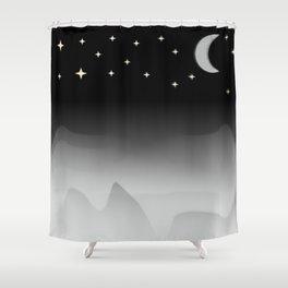 After we die #society6 #decor #buyart #artprint Shower Curtain