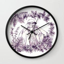 Some feelings Wall Clock