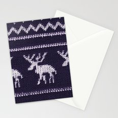 Scandinavian X-Mas Stationery Cards