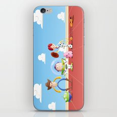 TOY STORY iPhone & iPod Skin