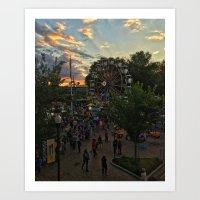 Spring Festival 2016 Art Print