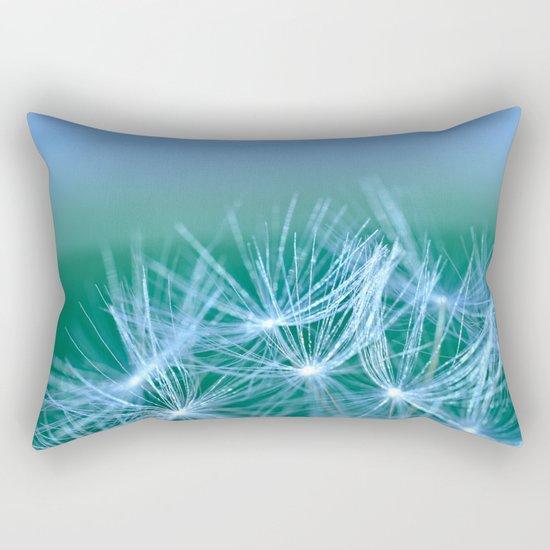 Diana's Dandelion  Rectangular Pillow