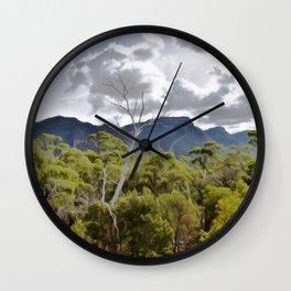 The Great Grampians Wall Clock