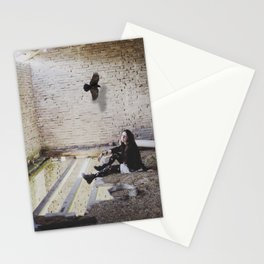 Raven Queen Stationery Cards