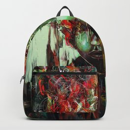 Chaotic Mind Backpack