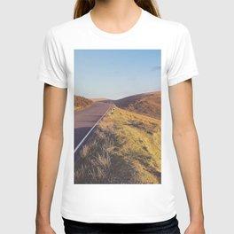 Mountain Road, TT Isle of Man. T-shirt