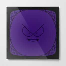 Ghastly Mean Metal Print