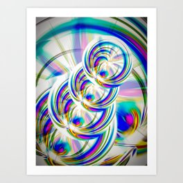 Abstract Perfection 22 Art Print