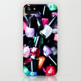 her options  iPhone Case