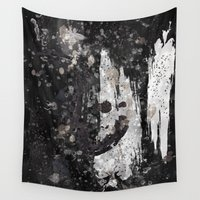 splash Wall Tapestries featuring Splash by Keagraphics