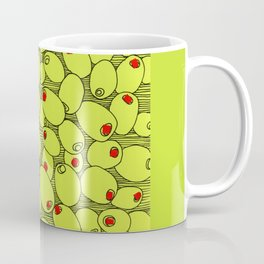 Crazy about olives Coffee Mug