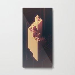 Hilbert Stairs Metal Print