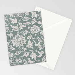 Chinese Neo-Retro Pattern V Stationery Cards