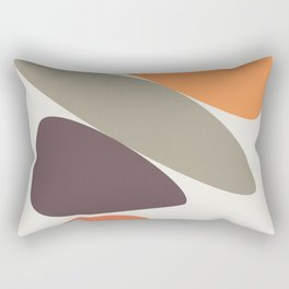 Abstract No.13 Rectangular Pillow