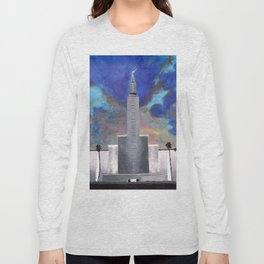 Los Angeles LDS Temple Long Sleeve T-shirt