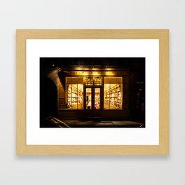 La Cure Gourmande Framed Art Print