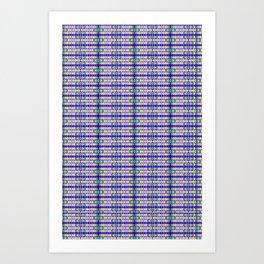 geometrik Art Print