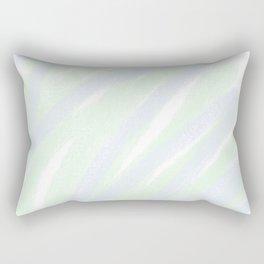 Soft scribble Rectangular Pillow