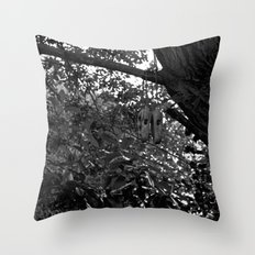 Rock Rings  Throw Pillow