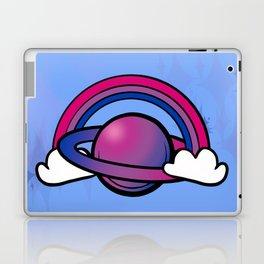 Space Queers: Bi Laptop & iPad Skin