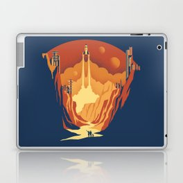 New World Laptop & iPad Skin