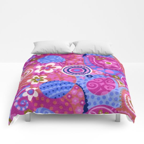 Spring Colors Comforters