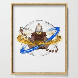 Avatar Iroh Serving Tray