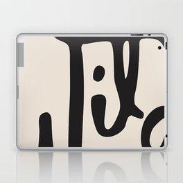wild abstract Laptop & iPad Skin