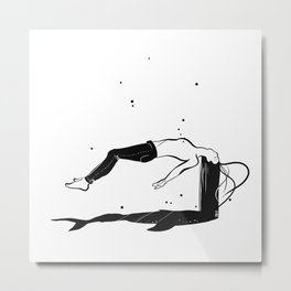 .:mermaid:. Metal Print