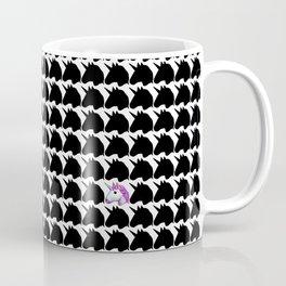 Unicorn Emoji Coffee Mug