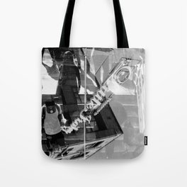 Little Italy Analog Tote Bag