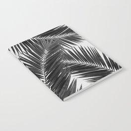 Palm Leaf Black & White III Notebook