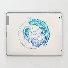 Fly High/Swim Deep Laptop & iPad Skin