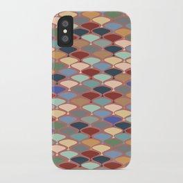 Retro Orchard iPhone Case