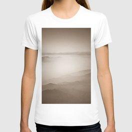 Sky View (Sepia) T-shirt