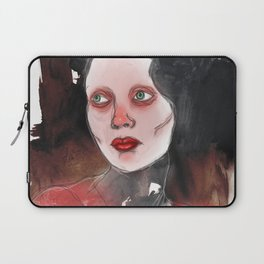 A Touch of Red (study) Laptop Sleeve