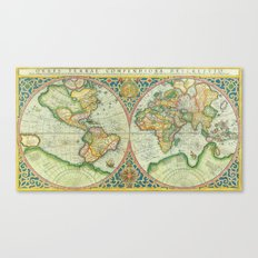 Terra Firma Canvas Print