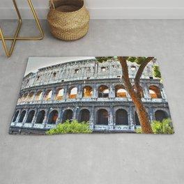 Roman Coloseum Rug