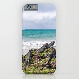 Galapagos iPhone Case