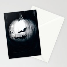 Keeping Up With Halloween Stationery Cards