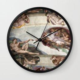 Vatican VI, Rome Wall Clock