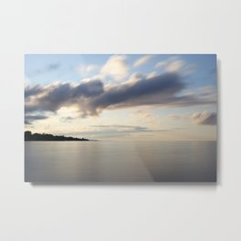 speed of sky Metal Print
