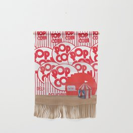 Not My Circus Wall Hanging