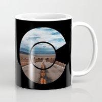 colorado Mugs featuring Colorado by Spyck