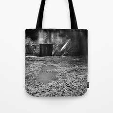 Over the Hill and through the Swamp Tote Bag