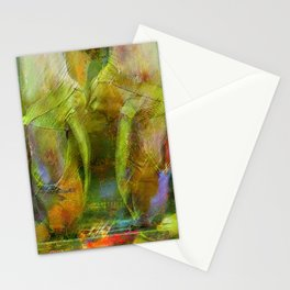 Ballet shoes Stationery Cards